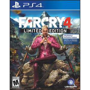 Far Cry 4 Limited Edition; Italian Version - PS4 | Dodax.ch