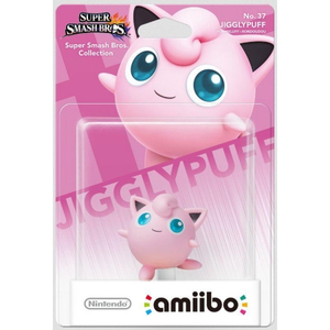 Nintendo Jigglypuff Amiibo Super Smash Bros. | Dodax.co.uk