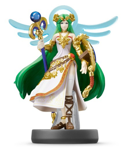 Nintendo - amiibo Smash Palutena Figur No.38 (1072066) | Dodax.at