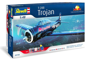 Revell T-28 Trojan Flying Bulls 1:48 Assembly kit Fixed-wing aircraft | Dodax.at