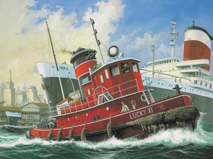 Revell Harbour Tug Boat | Dodax.at