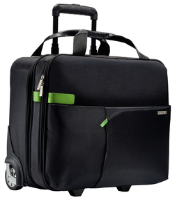 NOTEBOOK TROLLEY LEITZ SMART TRAVELLER ZWART