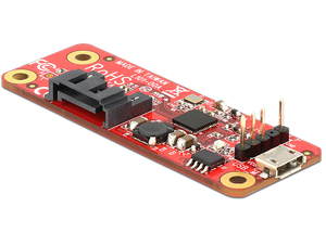 Raspberry PI SATA adapter Delock