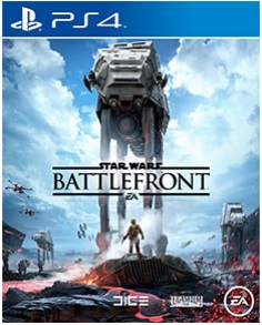 Star Wars Battlefront German/French/Italian Edition - PS4 | Dodax.ch