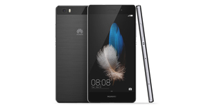 Huawei P8 Lite black | Dodax.at