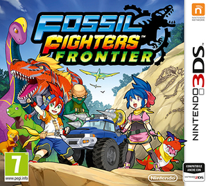 Fossil Fighters Frontier - 3DS | Dodax.at