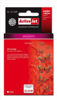 Image of ActiveJet AC-551MR inktcartridge