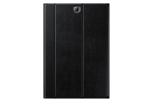 Samsung- Book Cover for Galaxy Tab A 9.7, Black (EF-BT550PBEGWW) | Dodax.at