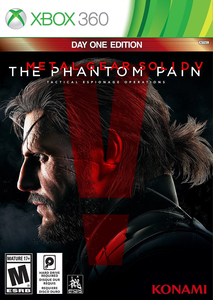 Metal Gear Solid V: The Phantom Pain Day One Edition; German Version - XBox 360 | Dodax.es