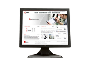 faytech FT15TMB Touchscreen Monitor | Dodax.at