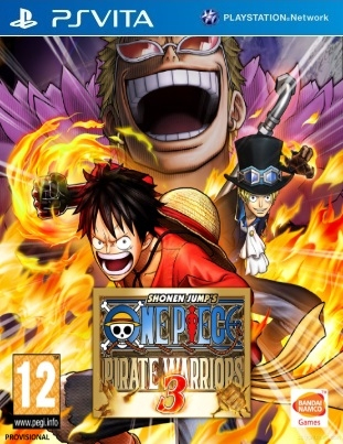 One Piece Pirate Warriors 3 Italian Edition - PSV | Dodax.ch