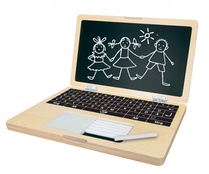 Eichhorn Laptop with Puzzle | Dodax.co.uk