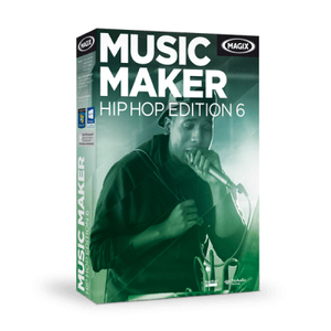 Magix Music Maker Hip Hop Edition 6 | Dodax.ch