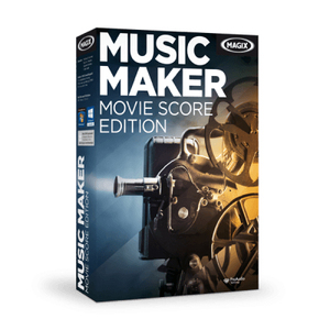 Magix - Music Maker Movie ( Score Edition 6) | Dodax.ch