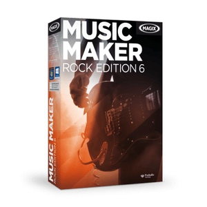 Magix Music Maker Rock Edition 6 | Dodax.ch