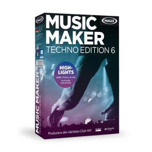 Magix - Music Maker (Techno Edition 6) | Dodax.ch