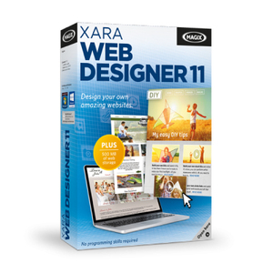 MAGIX Web Designer 11, DVD-ROM | Dodax.at