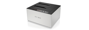 ICY BOX IB-121CL-6G HDD/SSD Dockingstation | Dodax.at