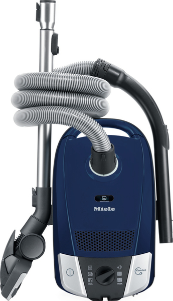 Miele Compact C2 Excellence EcoLine - SDRG1 Cylinder vacuum cleaner 3.5l 800W A Grau, Silber | Dodax.at