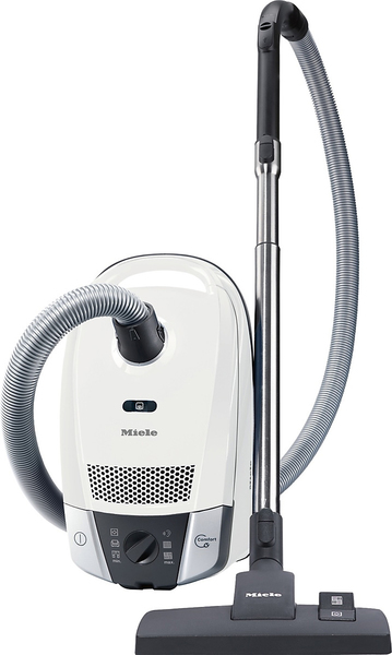 Miele Compact C2 Allergy EcoLine Cylinder vacuum cleaner 3.5l 800W A Weiß | Dodax.at
