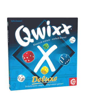 Game Factory Qwixx Deluxe | Dodax.at