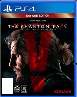 Metal Gear Solid V: The Phantom Pain Day One Edition; Austrian Version - PS4 | Dodax.ch