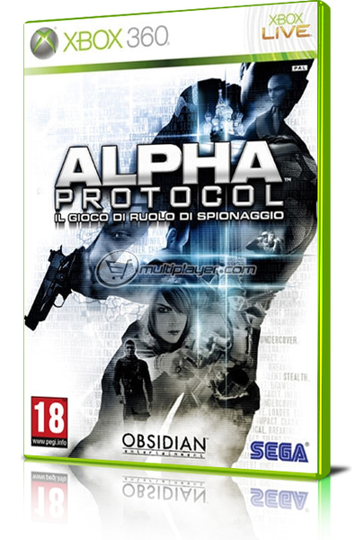Alpha Protocol UK Edition - XBox 360 | Dodax.co.jp