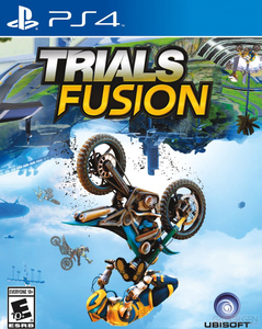 Trials Fusion (The Awesome Max Edition) - PS4 | Dodax.co.uk