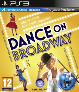 Ubisoft Dance on Broadway, PS3 | Dodax.co.uk