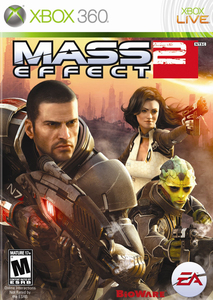 Mass Effect 2 - XBox 360 | Dodax.co.uk
