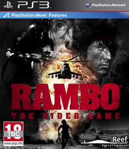 Rambo: The Video Game UK Edition - PS3 | Dodax.co.jp