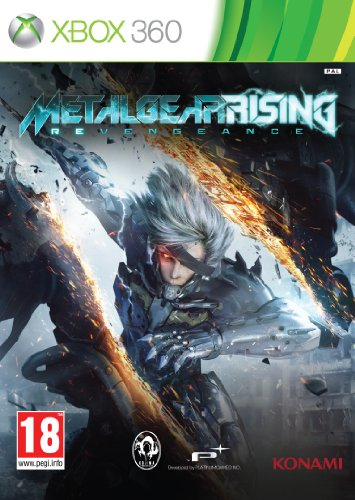 Metal Gear Rising: Revengeance UK Edition - XBox 360 | Dodax.de