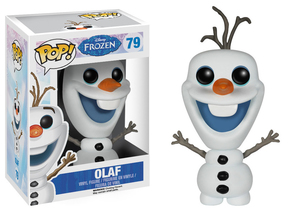 Funko - Pop! Disney Frozen Olaf Figur (4258) | Dodax.at