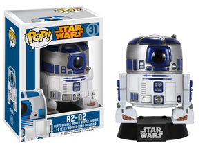 Funko - Pop! Star Wars R2-D2 Sammelfigur (3269) | Dodax.at