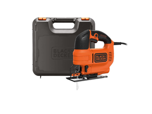 Black & Decker - Power Jigsaw, 520 W, 230 V (KS701PEK) | Dodax.ch