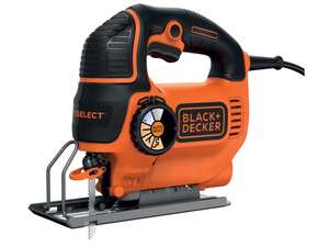 Black & Decker - Power Jigsaw, 620 W, 230 V (KS901SEK) | Dodax.ch