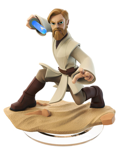 Disney - Disney Infinity 3.0 Obi-Wan Kenobi Collectible Figure (1066480) | Dodax.co.uk