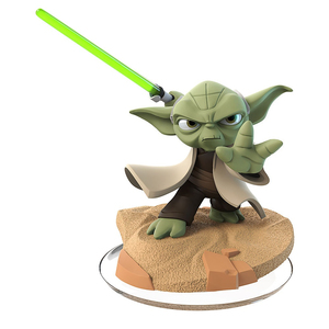 Disney - Disney Infinity 3.0 Yoda Collectible Figure (1066481) | Dodax.co.uk