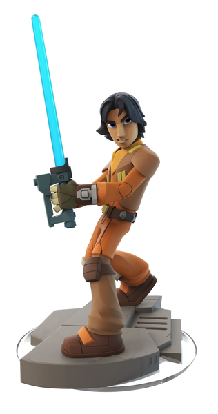 Disney - Disney Infinity 3.0 Ezra Bridger Collectible Figure (1066483) | Dodax.nl