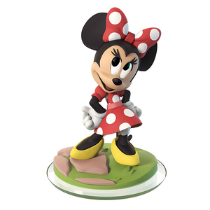 Disney - Disney Infinity 3.0 Minnie Mouse Collectible Figure (1066489) | Dodax.co.uk