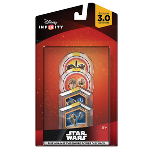 Disney - Disney Infinity 3.0 Star Wars Twilight of the Republic Power Disc Pack (1066496) | Dodax.ca