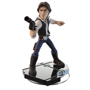 Disney - Disney Infinity 3.0 Han Solo Collectible Figure (1066497) | Dodax.ca