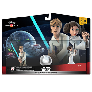 Disney - Disney Infinity 3.0 Star Wars Playset Rise Against The Empire (1066500) | Dodax.de