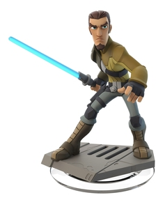 Disney - Disney Infinity 3.0 Kanan Jarrus Collectible Figure (1066501) | Dodax.pl