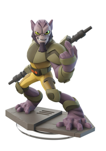 Disney - Disney Infinity 3.0 Zeb Orrelios Collectible Figure (1066502) | Dodax.fr