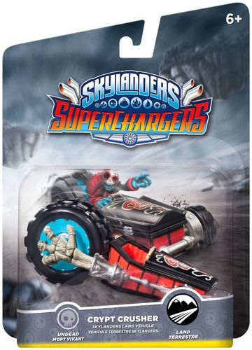 Activision - Skylanders: SuperChargers Crypt Crusher (87547EU) | Dodax.co.uk