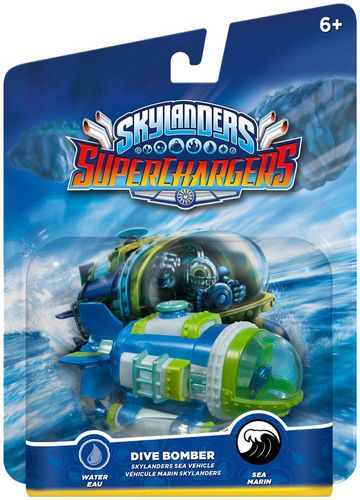 Activision - Skylanders: SuperChargers Dive Bomber (87548EU) | Dodax.at
