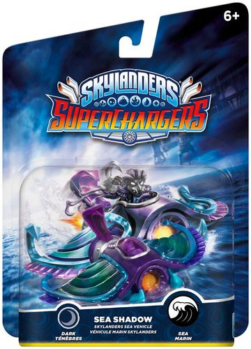 Activision - Skylanders: SuperChargers Sea Shadow (87553EU) | Dodax.co.uk