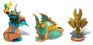 Activision - Skylanders: SuperChargers Sea Racing Action Pack (87577EU) | Dodax.co.uk
