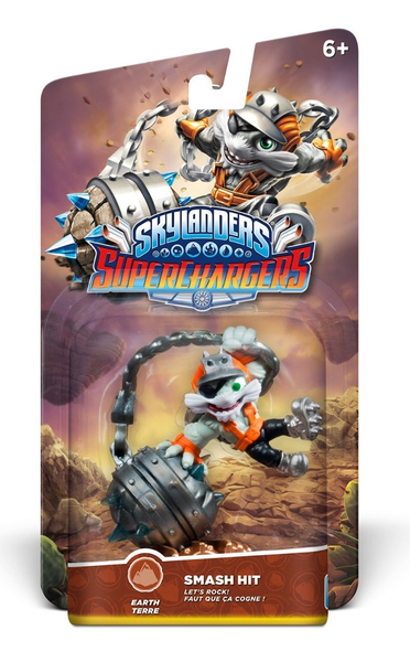 Activision - Skylanders: SuperChargers Smash Hit (87531EU) | Dodax.ch